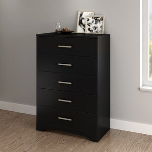 South Shore Gramercy 5 Drawer Chest