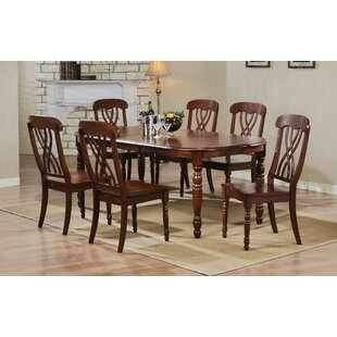 Corell Park Solid Wood Dining Table