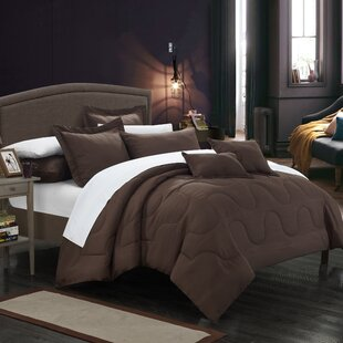 Bolton Twin Comforter Set by Andover Mills