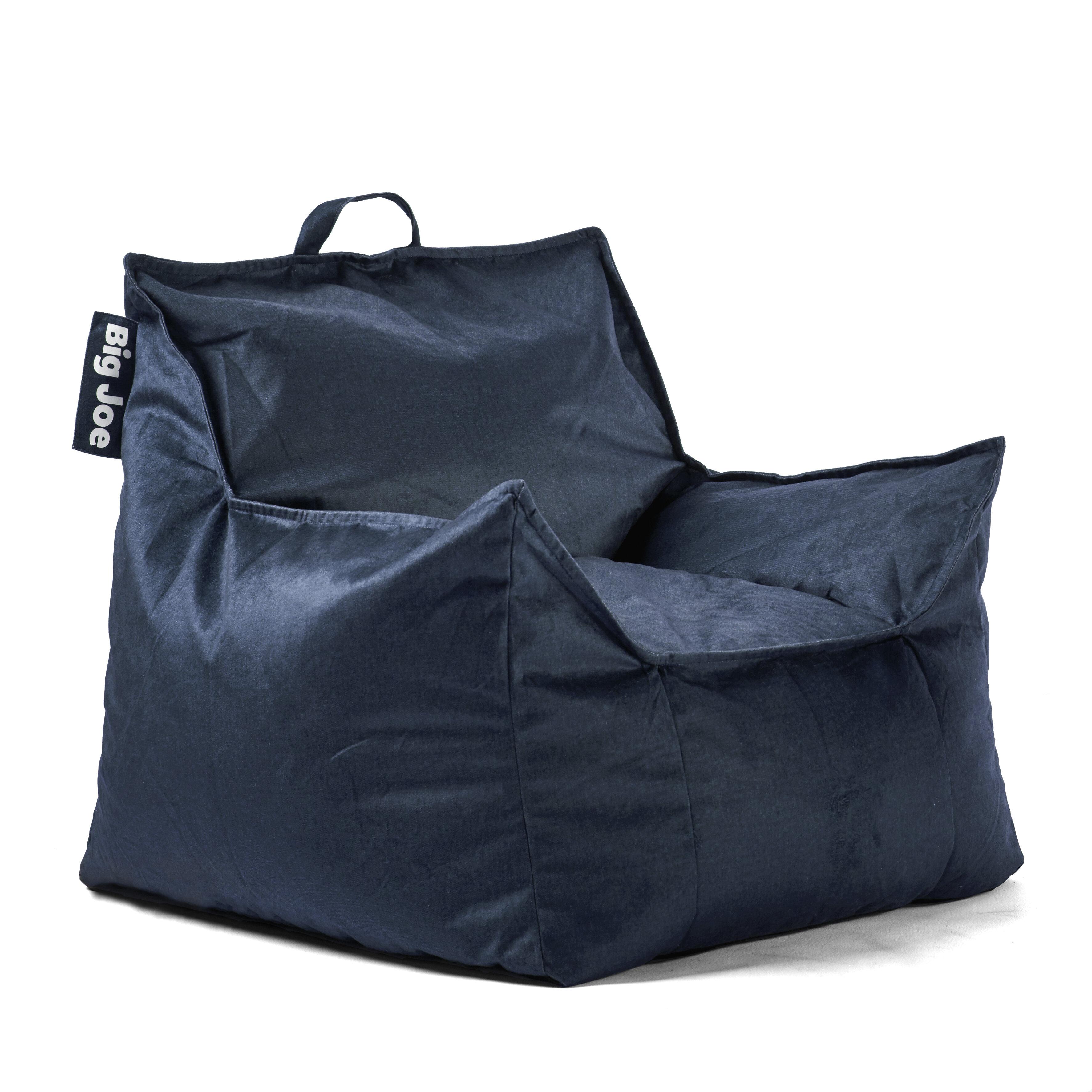 Surprising Comfort Research Big Joe Bean Bag Chair Reviews Wayfair Theyellowbook Wood Chair Design Ideas Theyellowbookinfo