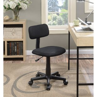 Laperle Office Task Low-Back Mesh Drafting Chair by Symple Stuff Find