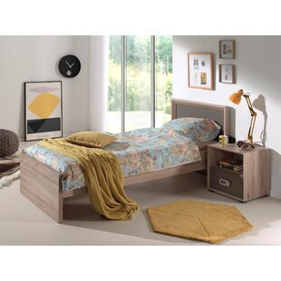 Emiel 2 Piece Bedroom Set by Vipack