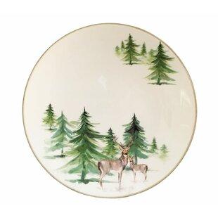 Martin 8  Salad or Dessert Plate (Set of 6)  sc 1 st  Wayfair & Christmas Salad u0026 Dessert Plates Youu0027ll Love | Wayfair