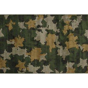 Supreme Camouflage Kids Rug