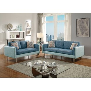 Best Lucero 2 Piece Living Room Set by Ivy Bronx Reviews (2019) & Buyer's Guide