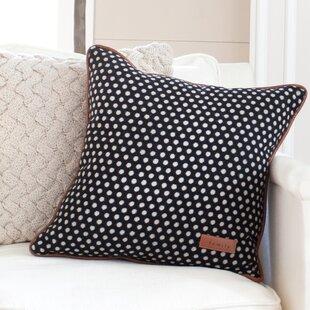 Black And White Dot Pillow Wayfair Ca