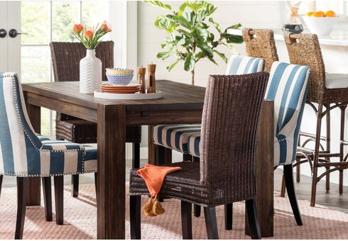 How To Find The Perfect Dining Table Height Other Important Measurements Wayfair
