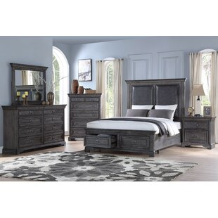 Maltby Panel Configurable Bedroom Set
