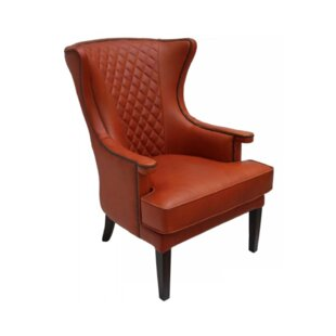 Raynerson Wingback Chair By Rosalind Wheeler