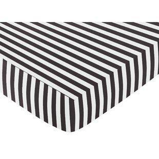 Read Reviews Paris Fitted Crib Sheet BySweet Jojo Designs
