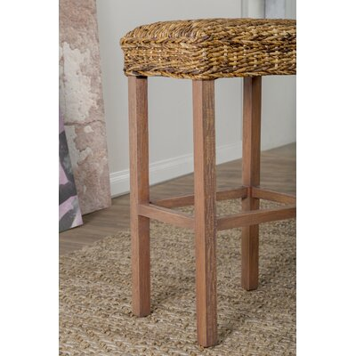 Backless Wicker Amp Rattan Bar Stools You Ll Love In 2019