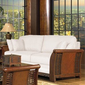 College Park Loveseat by Acacia Home and Gar..