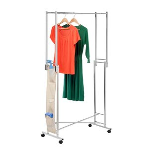 36 W Garment Rack By Honey Can Do