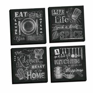 Kitchen Wall Art Spices Wayfair