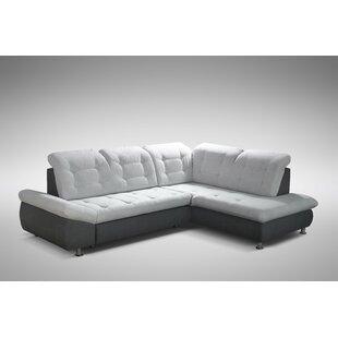 Aysen Corner Sofa Bed By Ebern Designs