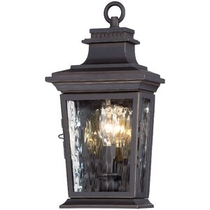 Austell 1-Light Outdoor Wall Lantern