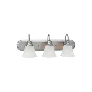 Compare & Buy Hartford 3-Light Vanity Light By Charlton Home
