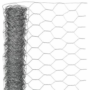 Tryston Nature Wire Fence By Sol 72 Outdoor