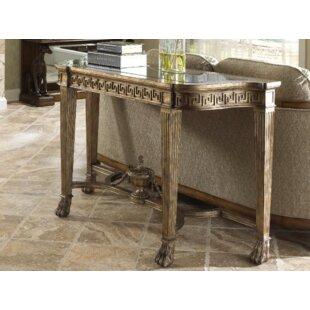 Cachet Console Table by Fine Furniture Design Today Sale Only