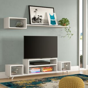 Wrought Studio Mosquera TV Stand for TVs up to 70