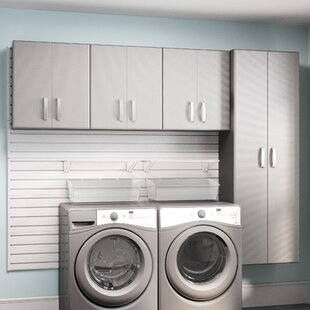 5 Piece Laundry Room Organizer Set by Flow Wall