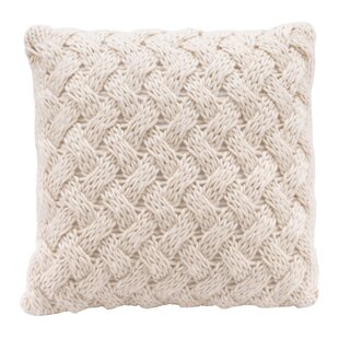 Mcshan Faux Fur Throw Pillow