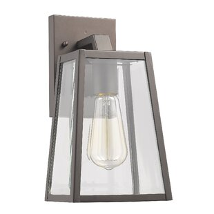 Order Brill Outdoor Wall Lantern By Mercury Row