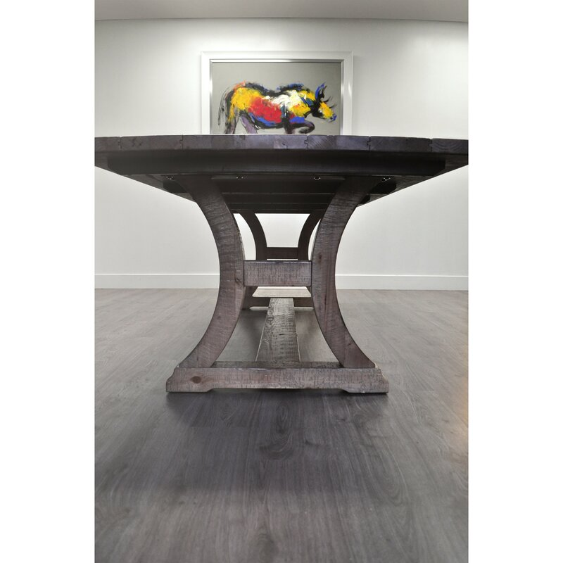 11 Piece Ligna 8\u0027 Rectangular Conference Table Set  sc 1 st  Wayfair & SolisPatio 11 Piece Ligna 8\u0027 Rectangular Conference Table Set ...