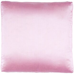 Silk Pillow Cover & Insert
