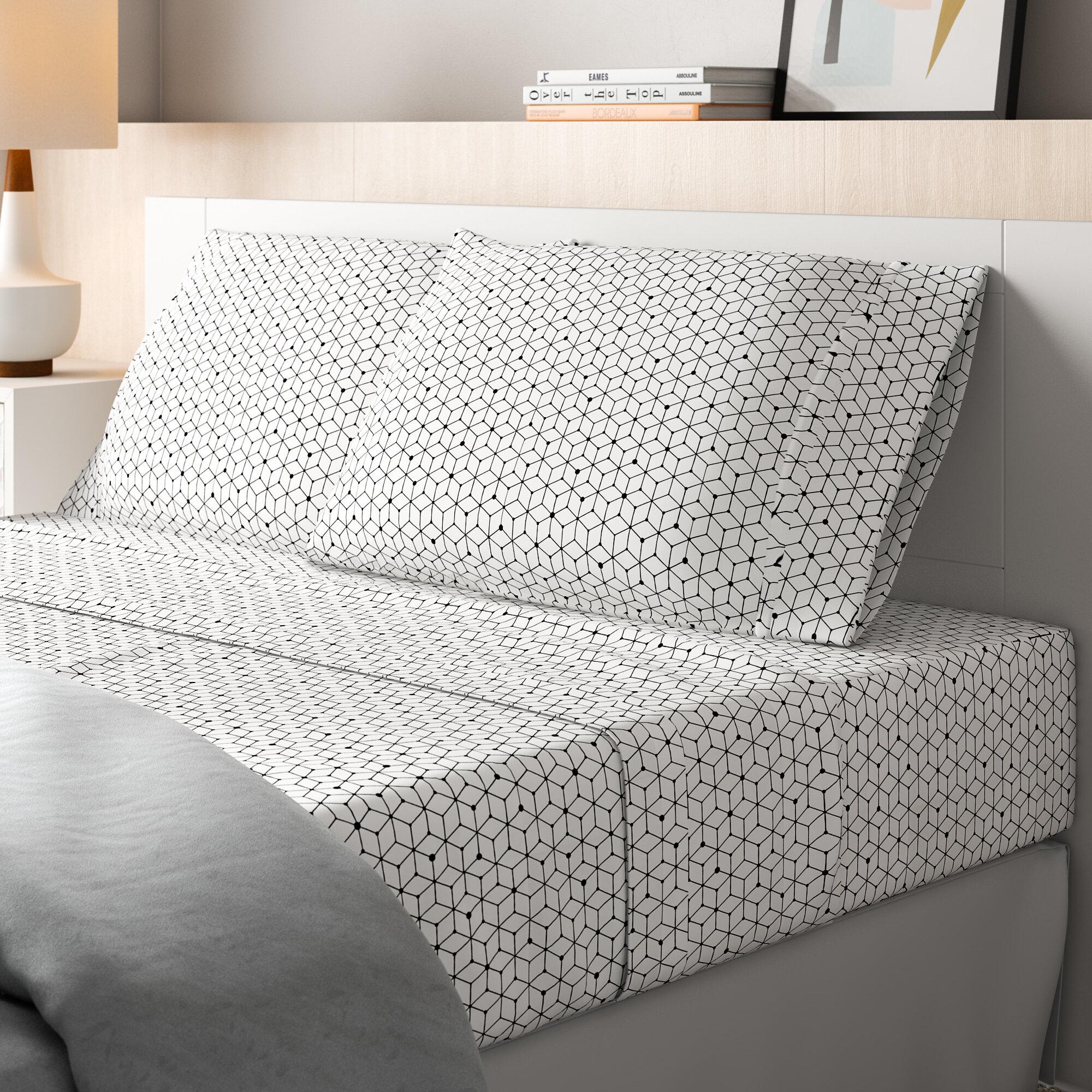 Tilley 400 Thread Count 100 Cotton Sheet Set Reviews Allmodern