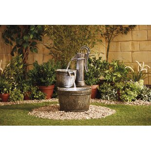 Timms Polystone Fountain By Sol 72 Outdoor