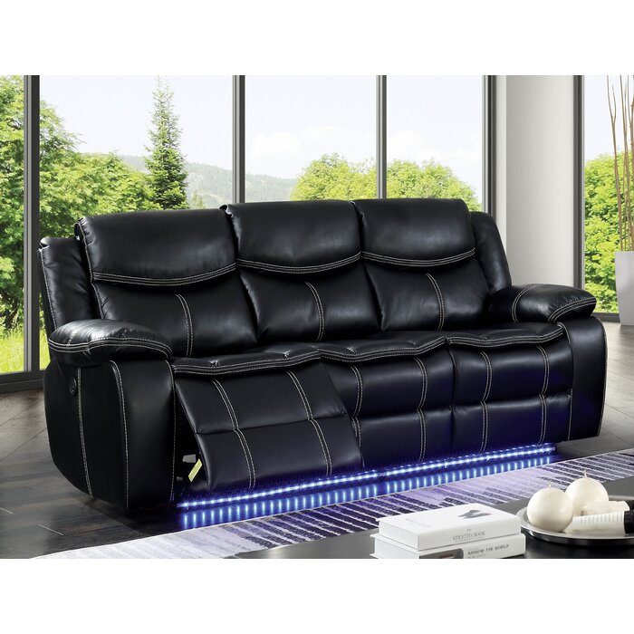 Fabulous Faulk Reclining Sofa Inzonedesignstudio Interior Chair Design Inzonedesignstudiocom