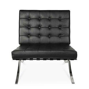 Pavillion Slipper Chair by C2A Designs