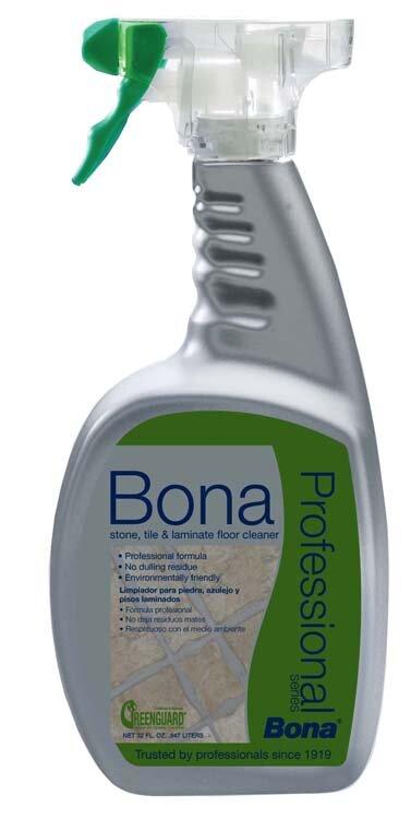 Bona Pro Series Stone Tile And Laminate Floor Cleaner 32 Oz
