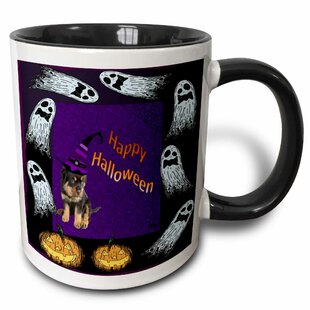 Coffee Halloween Mugs Teacups From 30 Until 11 20 Wayfair Wayfair