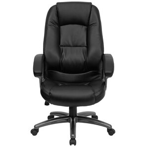 office chair genuine leather white. brookline highback leather executive chair office genuine white c