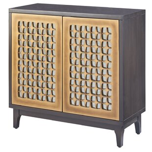 Santo 2 Door Accent Cabinet by Bloomsbury Market