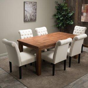 Montero 7 Piece Dining Set by Home Loft Concepts