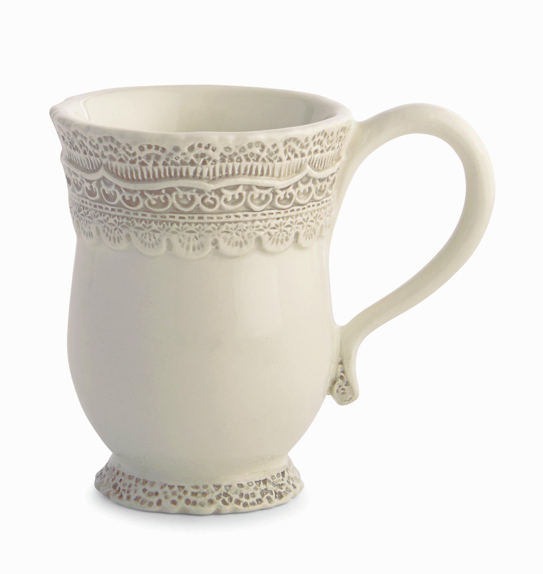 Arte Italica Finezza Coffee Mug Reviews Wayfair