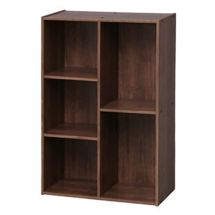 Geometric Bookcase by IRIS USA, Inc.