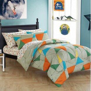 Beal Reversible Comforter Set