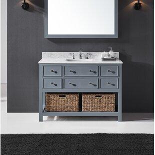 Celestia 48 inch  Single Bathroom Vanity Set