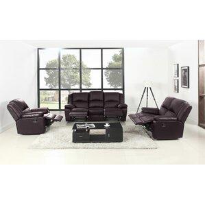 Simpkins 3 Piece Living Room Set by Latitude..