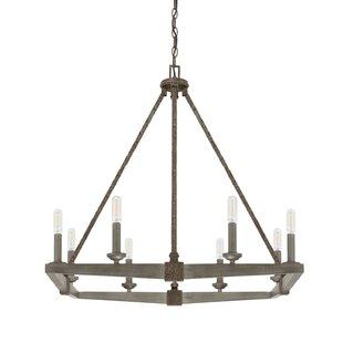 Foundry Select Antigo 8-Light Candle-Styl..