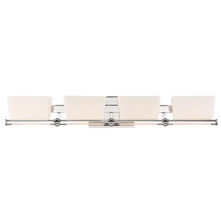 Latitude Run Debussy 4-Light Vanity Light