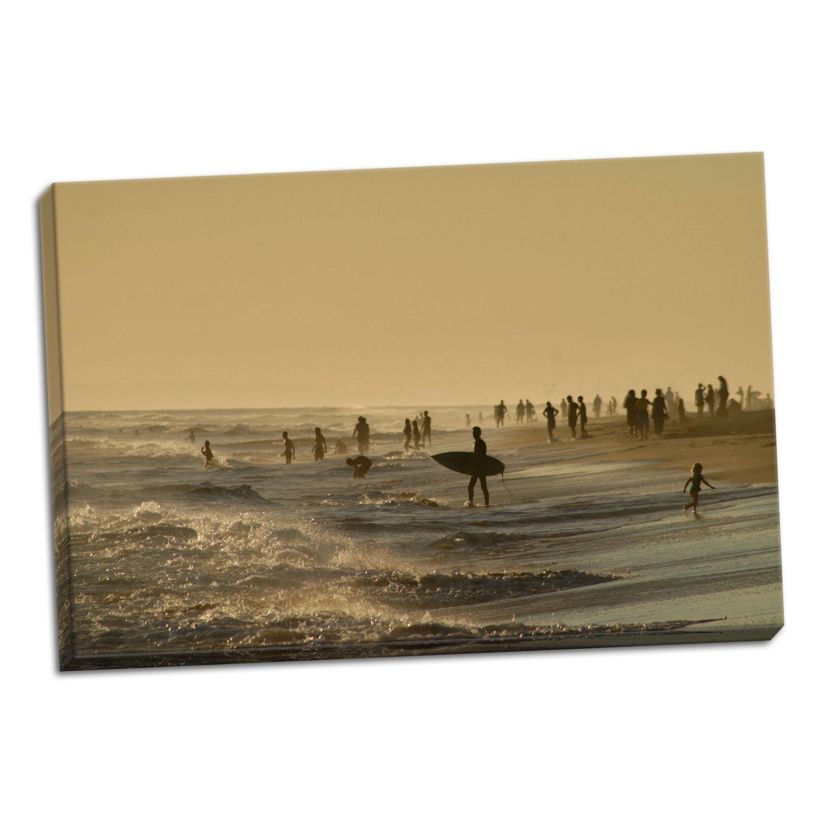 Highland Dunes Endless Summer I Photographic Print On Wrapped Canvas Wayfair