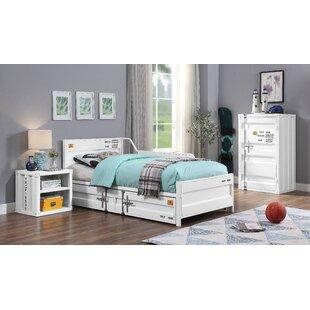 Otero Twin Daybed Configurable Bedroom Set