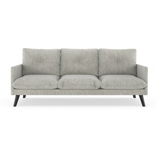 Shop Cowger Twilled Weave Sofa by Corrigan Studio