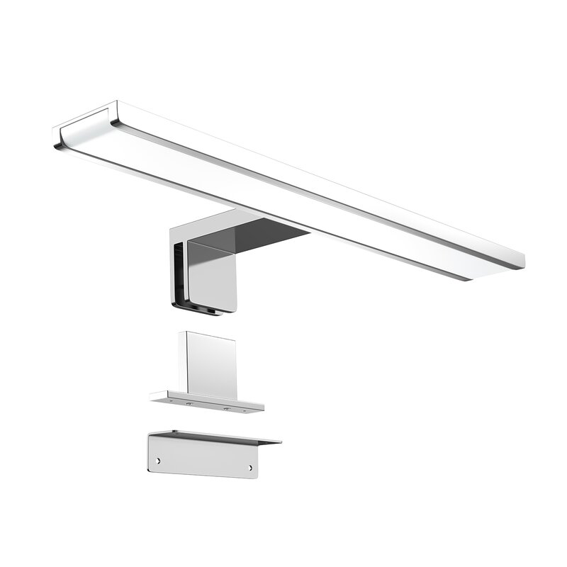 ClearAmbient LED-Spiegellampe 60-flammig Ohlone