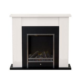 Abigail Electric Fireplace By Metro Lane
